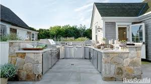white granite outdoor kitchen countertops design ideas