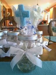 centerpieces for baptism christening jar centerpiece baptism by littlemissaubrey22
