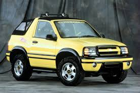 chevy tracker convertible 1999 chevrolet tracker image https www conceptcarz com images