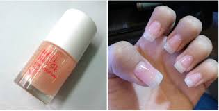 rimmel london nail nurse stronger nail review