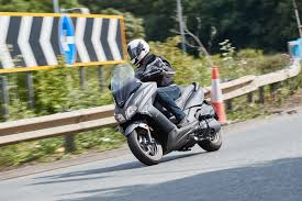 yamaha x max 300 first ride incoming mcn
