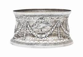 silver dish ring holder images A_george_iii_irish_silver_dish jpg