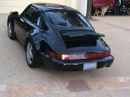 porsche 930 turbo wide body 1994 porsche c4 black widebody rennlist porsche discussion forums