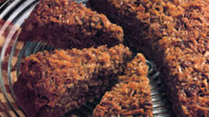 german chocolate crazy cake recipe bettycrocker com