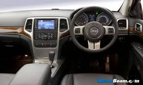 jeep grand cherokee interior 2013 fiat confirms jeep india launch in 2013