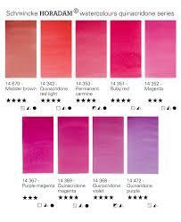 35 new colours in schmincke horadam watercolour jackson u0027s art
