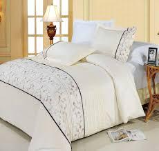 Ivory Duvet Cover King Anna Ivory King Cal King Duvet Cover Set 100 Egyptian Cotton 300