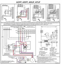 rheem blower motor wiring diagram intertherm heat pump wiring