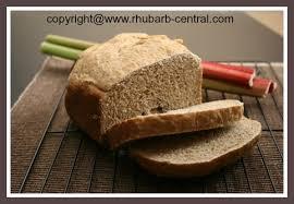 Yeast For Bread Machines Best Rhubarb Bread Bread Maker Recipe For Bread Machines