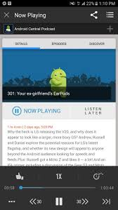 podcast android best podcast app for android android central