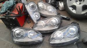 headlights for sale vw golf 5 gti xenon headlights for sale other gumtree