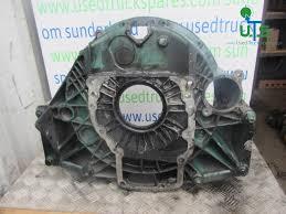 volvo truck parts uk volvo fl6 fle flywheel bellhousing used truck spares uk used