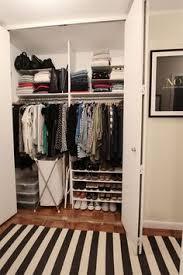 Shallow Closet Organizer - shallow closet solution remodel project pinterest closet
