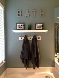 decorating ideas for bathroom shelves 1 2 bath decor idea my bathroom shelves for some tags