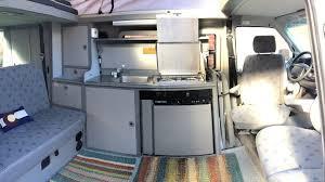 volkswagen eurovan camper interior rent a volkswagen eurovan campervan rocky mountain campervans