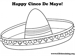 download sombrero coloring page ziho coloring