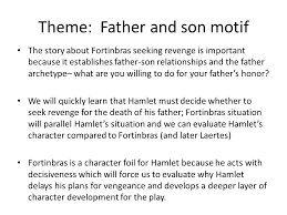 supernatural themes in hamlet hamlet learning objective students will understand the development