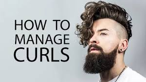 hair for slightly curly hair 5 tips for guys with curly hair how to style curly or wavy hair
