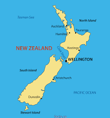 map world nz new zealand map blank political new zealand map with cities