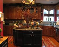 kitchen island decorating ideas decorating a kitchen island ideas for centerpieces genwitch