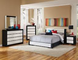 bedroom large black bedroom furniture wall color painted wood