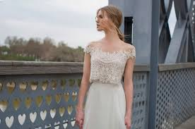 wedding dress separates skirt bridal separates why choose a two wedding dress the