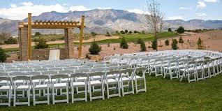 wedding venues in albuquerque event center at sandia golf club weddings