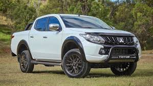 mitsubishi japan 2017 mitsubishi triton gls sports edition on sale auto moto