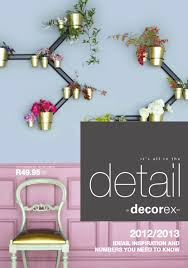 All Furniture Stores In South Africa It U0027s All In The Detail By Decorex Sa By Decorex Sa Issuu