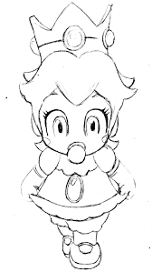 how to draw princess rosalina