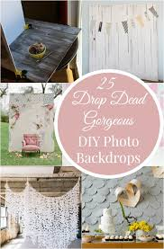 Cheap Photography Backdrops 25 Drop Dead Gorgeous Diy Photo Backdrops How Does She