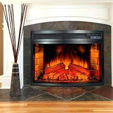 Realistic Electric Fireplace Realistic Electric Fireplace Insert Wall Mount Electric Fireplace