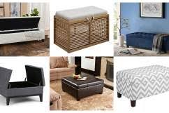 Kinfine Storage Ottoman Top 10 Best Round Storage Ottomans Compare Buy And Save