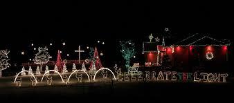 Light Show Lights Celebrate The Light Christmas Light Display Xmas Light Display