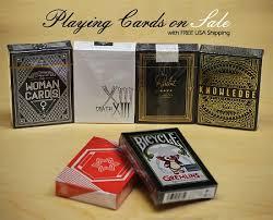 cards deck set on sale knowledge