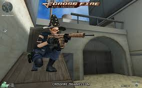halloween update inbound for free to play fps cross fire