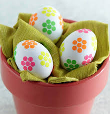 Easter Egg Decorations Oster Craft Ideas U2013 Beautiful Diy Ideas For Festive Decoration