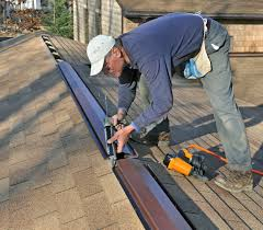 gap roofing how much does it cost to install a rooftop ridge vent roofing