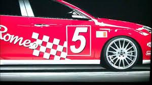 alfa romeo 156 touring car fm4 replica design giulietta