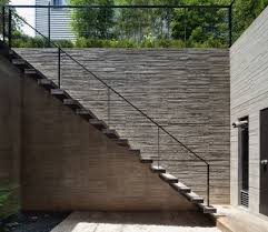 prefab stairs outdoor home depot exterior gl staircase design