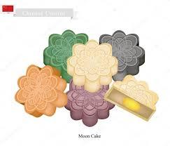 chinois pour cuisine pile de gâteau de lune chinois pour le festival d automne de milieu