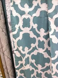 Moroccan Print Curtains Lotus U0026 Fig Retail Odyssey Target U0027s Global Shower Curtains