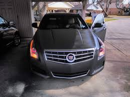 cadillac ats headlights opened headlights and added led page 3