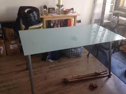 comely furniture for home interior decoration using ikea glass desk amusing furniture for home office