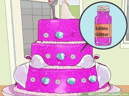 how to decorate a wedding cake with pictures wikihow