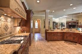 custom home interior design lake custom home mediterranean kitchen houston by