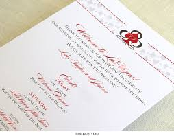destination wedding itinerary las vegas itinerary card for destination wedding casino wedding