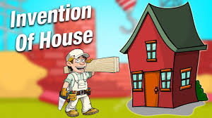 invention of house when was the first house built educational