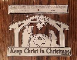 keep in car magnet from the knights of columbus