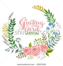 Wedding Flowers Drawing Royalty Free Vector Flowers Set Colorful Floral U2026 230072623 Stock